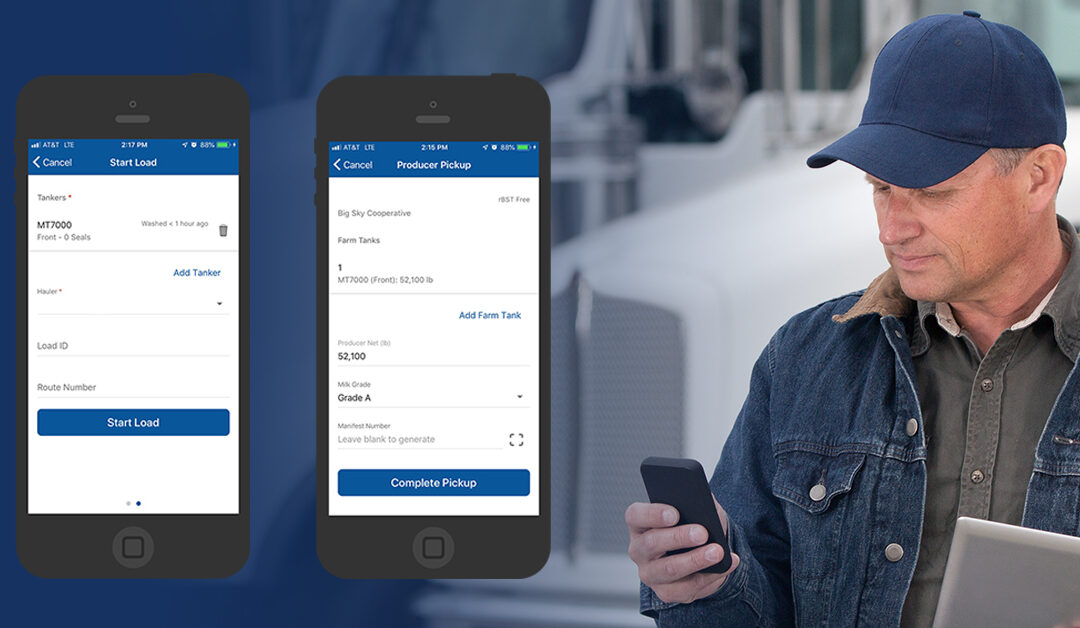 Mobile Manifest by Dairy.com Helps Dairy Farmers of America (DFA) Streamline Manifest Process with Mobile Applications