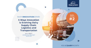 How Innovation is Evolving Dairy Supply Chain Logistics and Transportation