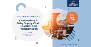 5 Innovations in Dairy Supply Chain Logistics and Transportation